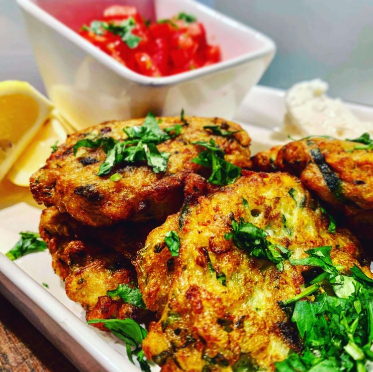 fritters recipe
