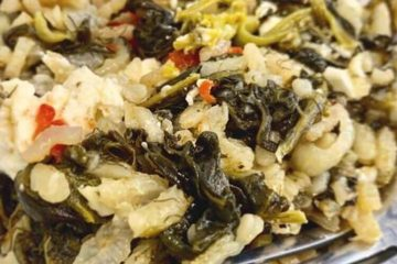 greek spinach and rice recipe spanakorizo