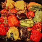 Greek stuffed vegetables (Gemista recipe)